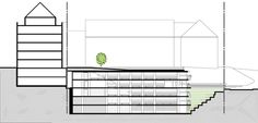Gallery of Parking Garage Cliniques Universitaires Saint-Luc / de Jong Gortemaker Algra + Modulo architects - 63