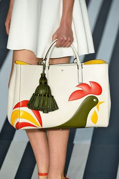 Anya Hindmarch. Corn Flakes. Autumn Winter 2014/15 LND FW
