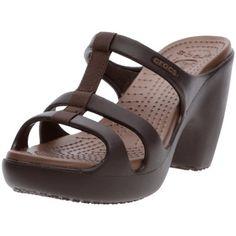 186886ebd042 crocs Women s 11380 Cyprus III Sandal  32.11