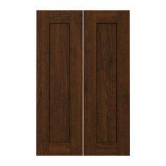 EDSERUM Tür für Eckunterschrank 2 St. IKEA