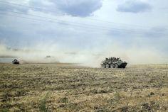NATO: Russian Soldiers Are Now in Ukraine - In Focus - The Atlantic  (Reuters/Maria Tsvetkova)