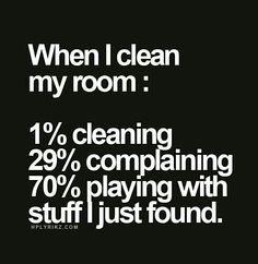 So true that's me lol.