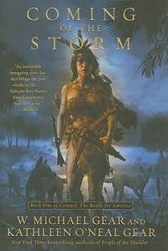 Coming of the Storm (Contact: The Battle for America, #1)