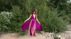 long dress from the Afrida avec plaisir collection - Julia Klaus Photography -