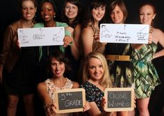 How the bridesmaids met the bride. I wish I had done this! One of my single/dating friends needs to repin!!