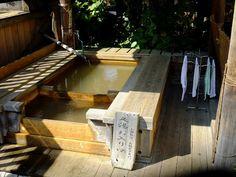 Japanese footbath