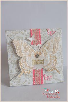 Schmetterlinge Verpackung  Ritter Sport XXL