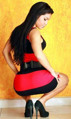Musa, Sensual, Bodycon Dress, Laura Rocha, Hot, Sexy, Black, Dresses, Fashion