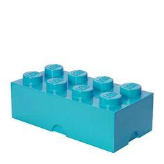 De opbergbox van Lego is gemaakt van kunststof en is eenvoudig schoon te maken. Onderling stapelbaar.   Afmeting: 50 x 25 x 18 cm (lxbxh)