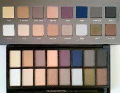 Makeup Revolution Iconic Pro 2 Review and Swatches | The Budget Beauty Blog