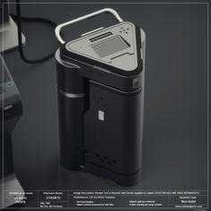 Conficius, the Echo-like AI Bureau Design, Prop Design, Game Design, 3d Design, Hard Surface Modeling, E Motor, Sci Fi Environment, High Tech Gadgets, Mechanical Design