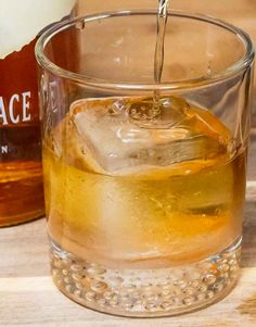 Follow our classic Bourbon Old Fashioned recipe and learn how to make this classic bourbon cocktail with just four ingredients plus ice. | Bourbon Old Fashioned | Bourbon Old Fashioned Recipe | Old Fashioned Cocktail | Old Fashioned Recipe | Classic Cocktail | Buffalo Trace