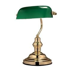 настольная лампа Emerald