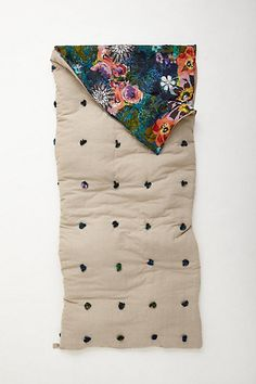 adorable sleeping bag for slumber parties. Want to make someday.
