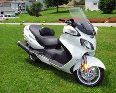 2009 Suzuki Burgman 650 - North Charleroi, PA   #8520628793 Oncedriven