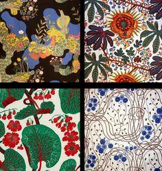 Printed Textile Inspiration