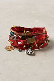 Wish Fulfillment Wrap Bracelet - Anthropologie