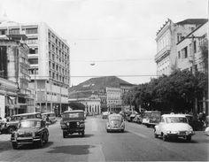 Avenida Eduardo Ribeiro,década de 60