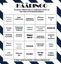 hääbingo - Google-haku Bingo, Party Games, Photo Booth, Wedding Planning, Dream Wedding, Wedding Decorations, Wedding Inspiration, Action, Weddings