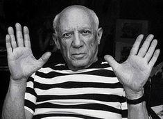 Un quadro era una somma di addizioni. Un mio quadro è una somma di distruzioni. - Pablo Picasso