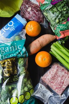 Yesterday I shared a comprehensive peek into my Whole30 experience. We covered the basics, but now let's talk about one of the most important parts of the experience: grocery shopping. I put together a survival guide with some tips and tricks I've learned along the way. I'm going to share my shopping tips, with ways to mind your budget and cut costs, plus a few hacks to simply make life easier if you decide to follow this program. Let's do this!