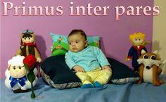 """""""Primus inter pares""""  Primeiro entre iguais : First among equals"""