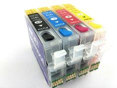 29 cartucho de tinta recargable vacío para epson xp-235 29xl xp-245 xp-332 xp-335 xp-432 xp-435 xp-247 xp-442 xp-342 xp-345 impresora