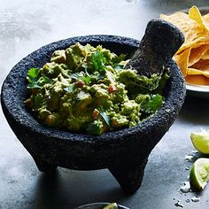 "<p>This is the base <a href=""http://www.myrecipes.com/t/appetizers/dips-and-spreads/guacamole/"">guacamole</a> recipe from Gabriel's in Santa Fe, New Mexico. It is intended only as a jumping-off point: Add more seasonings to your taste. We preferred it with 1/2 teaspoon jalapeño, 4 teaspoons onion, and 4 teaspoons lime juice.</p>"