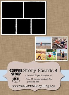 Free X Storyboard  Digital Freebies    Storyboard