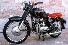 Pannónia T1 250cc
