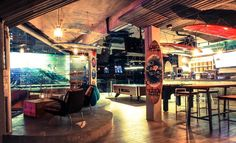 Chang Surf Bar Chang Surf Bar, 2/F, Flow House Bangkok, 120/1 Sukhumvit Soi 26, Bangkok.
