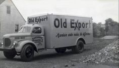 old beer delivery trucks | Found on screanews.us