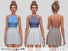 Image result for the sims 4 roupas femininas