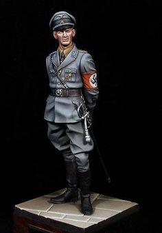 nazi officer figure - Google Search
