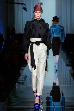 Défilé Jean Paul Gaultier Haute couture printemps-été 2017 Femme