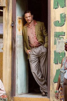 tom as eames in inception