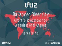 Karen Ferris: Balanced Diversity