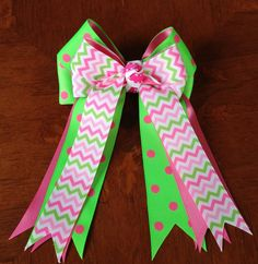 Equestrian hair bows  - $25 per pair  Click on picture for more details