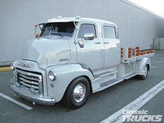1953 GMC COE via Brothers Truck Parts