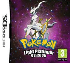 Pokemon Light Platinum Nds