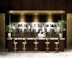 Bar Design | KELLY Bar Chair by @essentialhomeeu | Modern Interior Design. Bar Stools. #barchair #barstool #interiordesign Find more: http://essentialhome.eu/products/upholstery/kelly-bar-chair