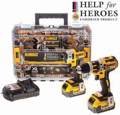 DeWALT DCK259M2TH 18v XR 4Ah DCD795 Hammer Drill DCF886 Impact Driver TSTAK V RW