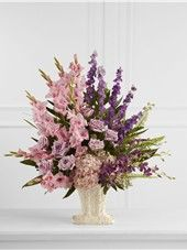 Coleman Brothers Flowers Inc The FTD® Flowing Garden™ Arrangement Richmond, VA, 23228 FTD Florist Flower and Gift Delivery