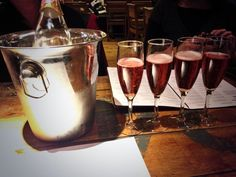 Celebrate the #weekend with a friend and a bottle of #fizz for £15. You bring the friend, we'll bring the fizz.