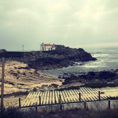 Der Caminho Portugues führt die Küste entlang