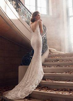 Lazaro Wedding Dresses 2015 Collection Part I - MODwedding