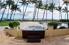 Kahala Beach Estate, Vacation Rental in Kahala North Shore Oahu Hawaii USA Estate