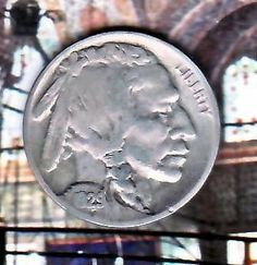 Coins Coins Us 1929 P Buffalo  Nickel  Free S/h and Insurance In USA 2/15/14 X3