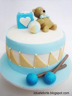baby shover cake