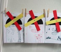 Molen maken met kleuters, kleuteridee.nl , thema bakker Diy For Kids, Cool Kids, Preschool Lessons, Le Moulin, Holland, Projects, Blog, Fun, Crafts